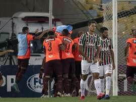 Fluminense 0 x 2 Atlético-PR: Furacão na final