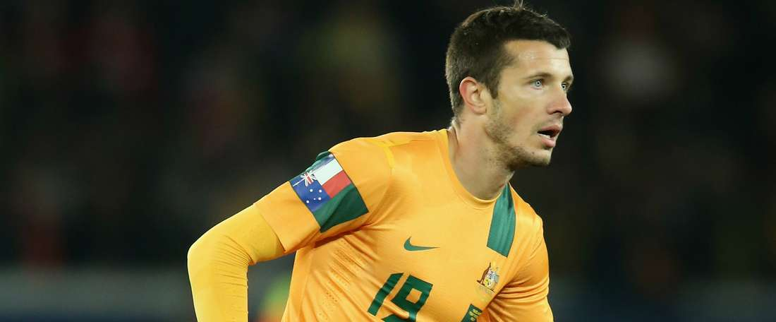 Socceroos pair Jedinak and Rukavytsya return to squad for World Cup play-off