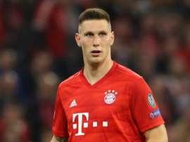 Il centrale tedesco del Bayern Süle. Goal
