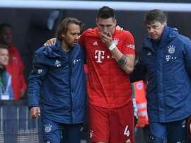 """Infortunio al crociato per Süle, Hoeness: """"Può scordarsi Euro 2020"""""""