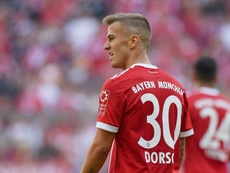 Dorsch is eager to leave the Bundesliga champions. AFP