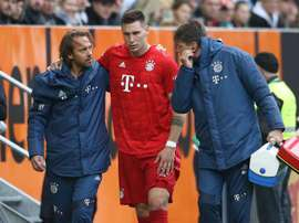 Bayern defender Sule set for surgery after tearing ACL. GOAL