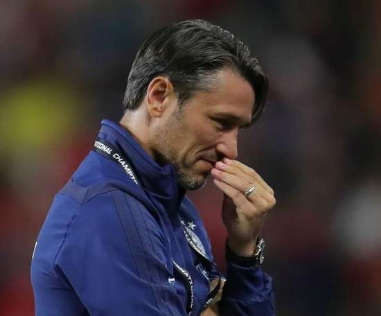 Kovac finds bright side to Bayern's late loss to Arsenal. GOAL
