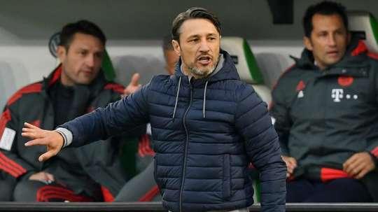 Niko Kovac managed Frankfurt before moving to Munich. GOAL