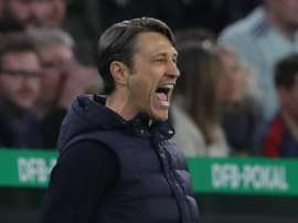 Kovac was disappointed to see his side concede four goals. GOAL