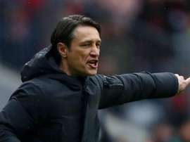 Niko Kovac is satisfied with his team's performance. GOAL