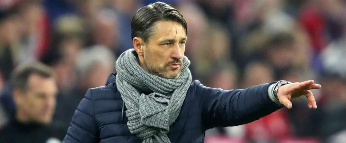 Kovac was frustrated with his team's performance. GOAL