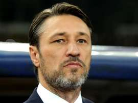 Pressure has slightly eased off Niko Kovac. GOAL