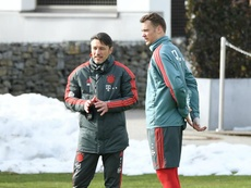 Kovac thinks Neuer is number one. GOAL