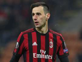 Gattuso is keen to see an improvement in Kalinic in training. GOAL