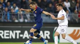 L'ex punta di Milan e Fiorentina, il croato Kalinic. Goal