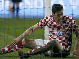 Croatia confirmed Kalinic has been sent home. GOAL