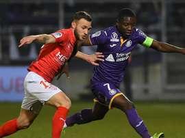 Toulouse l'emporte. Goal