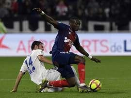 Casimir Ninga attendu à Angers dans les prochains jours. Goal