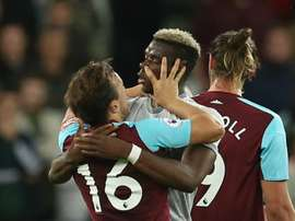 Paul and Noble looked in love! - Mourinho laughs off Pogba clash