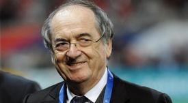 Le Graët s'est félicité de la qualification d'un deuxième club français. GOAL
