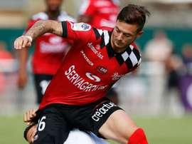 Ligue 2 - Guingamp trébuche encore