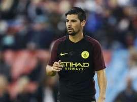 Nolito n'a pas convaincu Guardiola à Manchester City. Goal