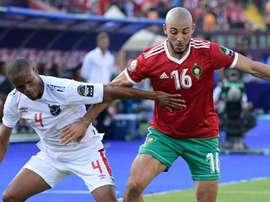 Le Maroc a gagné sur le fil. Goal