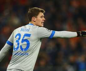 Ulreich says Nubel should stay at Schalke to guarantee game time. GOAL