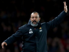 Nuno convinced first Cardiff goal shouldn't have stood.