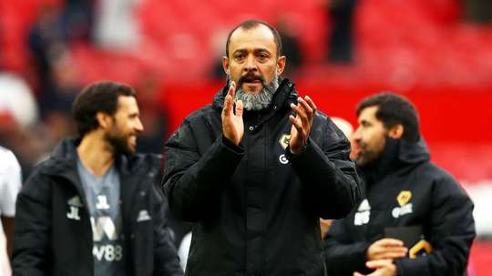 Nuno was proud of his side. GOAL