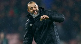 Nuno proud of Wolves progress. GOAL