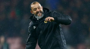 Nuno proud of Wolves progress. GOAL