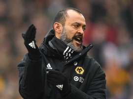 The Wolves boss has been charged for celebrating late winning goal. GOAL