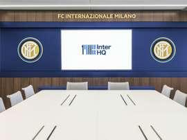 Nuova sede Inter.