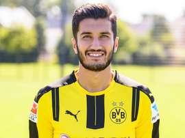 Nuri Sahin prolonge jusqu'en 2019 à Dortmund. Goal