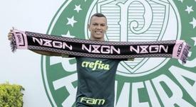 Gabriel Veron coloca ídolo do Palmeiras como exemplo para a carreira. GOAL