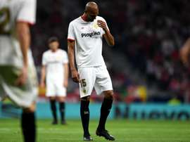 N'Zonzi was caught partying despite his team losing 5-0. GOAL