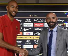 N'Zonzi has signed for Roma. GOAL