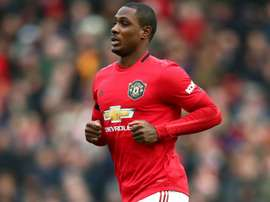 Ighalo makes first Man Utd start against Club Brugge. GOAL