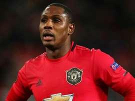 Enfant, Ighalo dépensait l'argent de son déjeuner pour regarder Manchester United. Goal