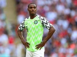 Ighalo signe son premier triplé en sélection. Goal