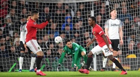 Ighalo 'doing what it says on the tin', says Solskjaer