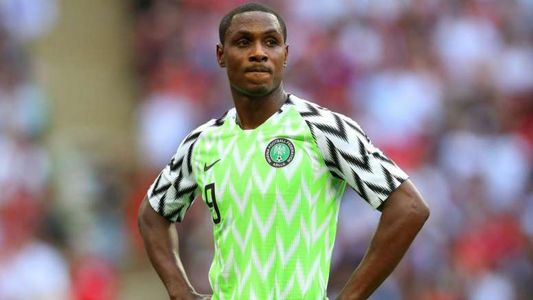Ighalo decided to stay in Chinese football. GOAL
