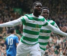 Odsonne Edouard a rejoint le Celtic Glasgow. Goal