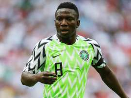 Etebo rejected Premier League offers for Stoke. GOAL
