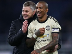 Solskjaer yet to discuss Inter 'speculation' with Young. GOAL