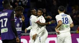 Lyon reprend des couleurs face aux Violets. Goal