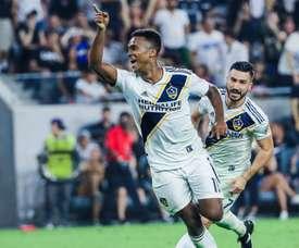 Ola Kamara scored the equalising goal on Thursday. Goal