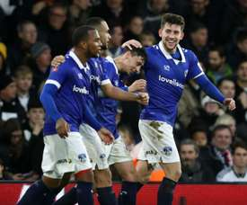 Oldham came from behind to stun Premier League strugglers Fulham. GOAL