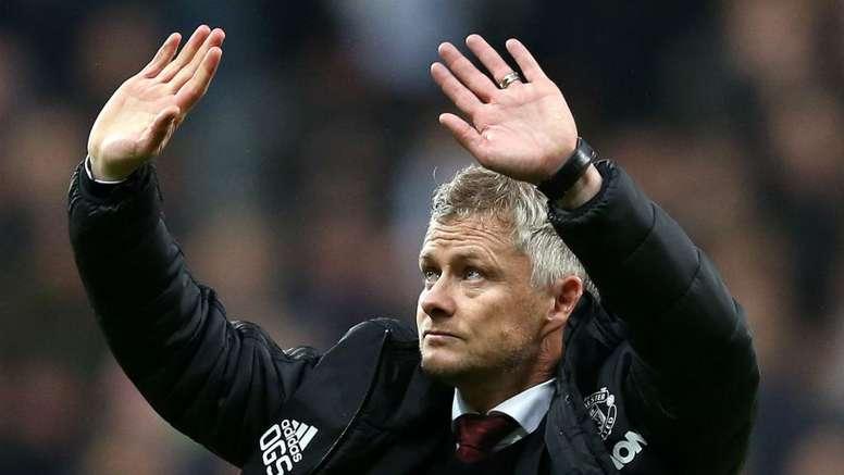 Solskjaer losing hope on Man United's top-four chances. GOAL