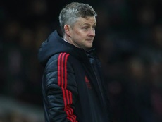 United boss admitted his tactics caused lackluster performance. GOAL
