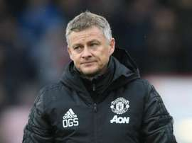 Solskjaer uneasy about letting players leave amid rumours of Young to Inter. AFP
