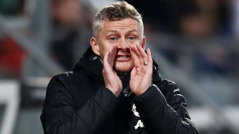 Solskjaer insists he needs time