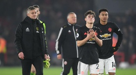 Ole: Blades wanted it more than us. GOAL
